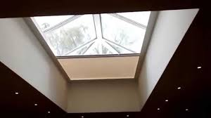 electric zip blind for roof lantern premier blinds u0026 awnings
