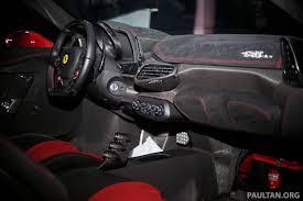 Ferrari 458 Models - ferrari 458 speciale makes local debut at sepang image 230048