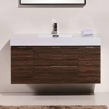 Modern Bathroom Sink Vanity Modern Contemporary Bathroom Vanities You Ll Wayfair