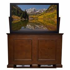 touchstone 74008 grand elevate tv lift cabinet for tvs up to 65