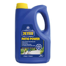Patio Scrubber Hire Jeyes Fluid Patio Power Cleaner 2000 Ml Departments Diy At B U0026q