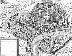 City Maps Use This 17th Century City Map For Your Home Base Blog Of Holding