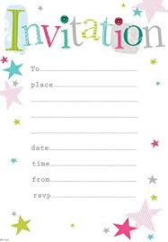 party invitation party invitations pack of 20 sheets with envelopes co uk