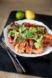 comment cuisiner les gambas comment bien décongeler les gambas et les crustacés gambas bio