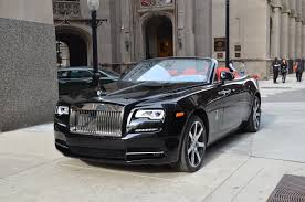 rolls royce chrome 2017 rolls royce dawn stock r414a for sale near chicago il il