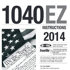 1040ez Tax Table 2014 Organic Chemistry Continuum Tax Form 1040 Ez Herb Zinser U0027s