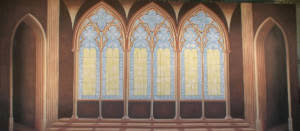church backdrops stained glass church interior backdrop grosh backdrops
