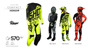 shot motocross gear shot u0027s 2018 kit motohead
