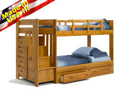 Embrace Loft Bed Set Bedding Bunk Bed With Stairs Build Bunk Bed With Stairs Bed Steps