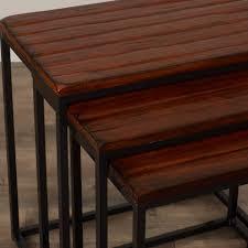 trent austin design pemberton piece nesting table set reviews pemberton piece nesting table set
