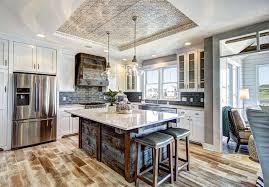 kitchen with barn wood island kitchen barn wood kitchen island