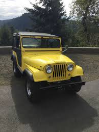 jeep body for sale 1963 willys jeep cj5 full body off resotration for sale photos