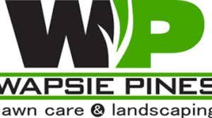 Awn Logo Wapsie Pines Lawn Care U0026 Landscaping Cedar Falls Ia