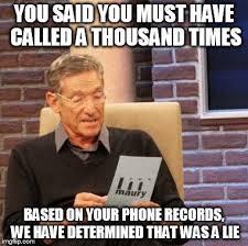 Must Have Memes - maury lie detector meme imgflip