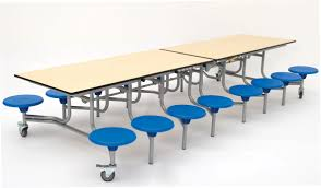 folding dining tables for schools folding table