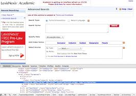 lexisnexis new york times webscraping with selenium part 1 thiago marzagão