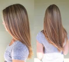 v cut layered hair 40 v cut and u cut hairstyles to angle your strands to perfection
