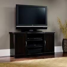 Sauder Tv Stands And Cabinets Furniture Natural Wood Sauder Tv Stand Design With Beige Rugs And