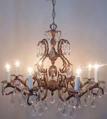 Pineapple Light Fixtures Vintage Chandelier Bronze Finish Pineapple Birdcage Bird Cage