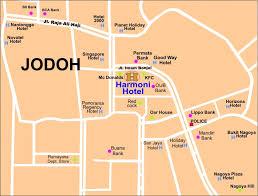 map batam harmoni hotel batam indonesia in indonesia