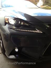 lexus oem parts toronto official usdm 2014 is350 f sport w jdm led fog lamps installed