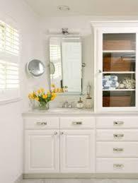 Bathroom Vanity And Linen Cabinet by Bathroom Vanity With Tower 3 Master Bathroom Vanity With Linen