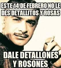 Meme Este - dopl3r com memes este 14 de febrero no le des detallitos y rosas