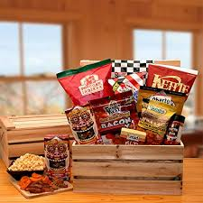 snack gift basket gourmet gift bacon gift care package royal bacon society