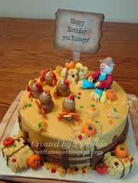 thanksgiving birthday cakes pictures isn u0027t that sweet october 2011