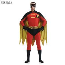 Red Robin Halloween Costume Popular Robin Jumpsuit Buy Cheap Robin Jumpsuit Lots China