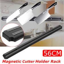 barre magn騁ique cuisine 56cm barre magnétique porte couteau aimantée murale support outil