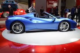 ferrari car 2016 2016 ferrari 488 spider review top speed