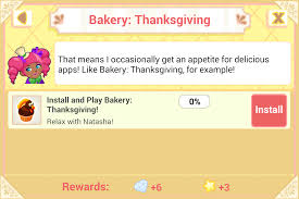 thanksgiving thanksgiving heroes la bakery story