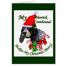 bluetick coonhound gifts bluetick coonhound christmas gifts on zazzle