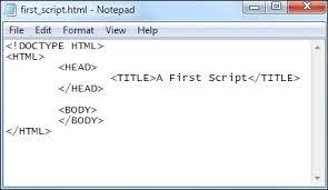 javascript tutorial head first javascript tutorial a first script