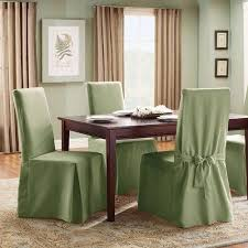 green chair slipcover green dining room chair covers dining room ideas
