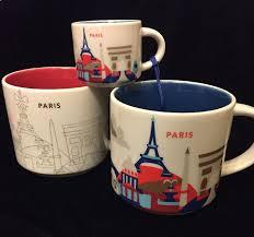 starbucks mug ornament set yah cup