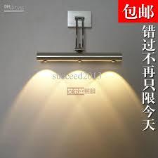 2017 led mirror light ming mounted led spotlight 3w wall lights