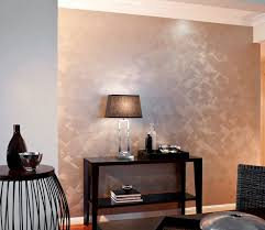 fashionable metallic paint for walls home painting ideas