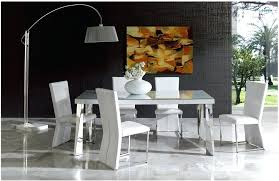 contemporary dining room tables modern dining room tables wonderful contemporary rectangle white