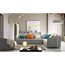 Fabric Sofa Sets by Grey Color Fabric Sofa Set Buy Grey Color Fabric Sofa Set