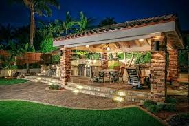 Backyard Cabana Ideas Backyard Cabana Backyard Outdoor Living Rooms Cabanas Exceptional