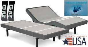 Dual Adjustable Beds Best Adjustable Beds 2017 Reviews U0026 Comparisons