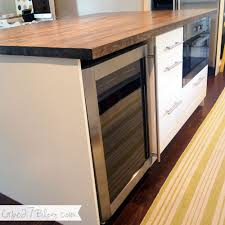 ikea kitchen island butcher block kitchen island tutorial kitchen island base minwax walnut