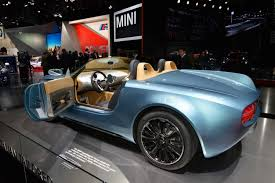 Superleggera Mini Mini Superleggera Vision Concept Detroit 2015 Picture 116357