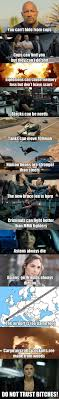 Fast 6 Meme - things i learned from watching fast furious 6 learning movie