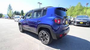 purple jeep renegade 2016 jeep renegade trailhawk jetset blue gpc65921 redmond