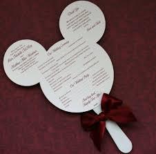 Program Fan Paper Perfection Wedding Program Fan