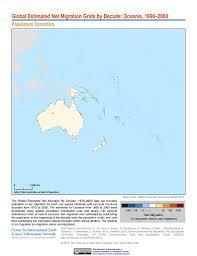 Australia Population Map Maps Population Dynamics Sedac