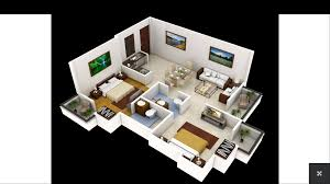Cool Houseplans 1 Bedroom House Plans 3d Just The Two Of Us Gt Apartment Ideas